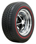 """American Classic 215/55R16 3/8"""" Red Line Radials"""