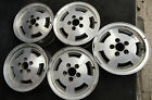 "15"" x 6"" Vintage MODERN Wheels Ford Dodge Slots alloy Mag AR rims 5x4.5_5x114.3"