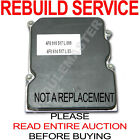 05 06 Audi A6 Bosch 8.0 ABS EBCM REBUILD REPAIR