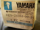 New NOS 84-89 Yamaha Outboard 115 130 150 175 200 225 V6 FUEL PIPE JOINT