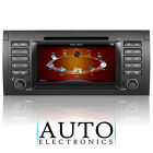 Factory-Style DVD/GPS/Navi/iPod/Bluetooth + Steering Wheel Control for E39 BMW