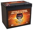 VMAX MR107 12V AGM Battery for MinnKota Powerdrive 45 V2 Trolling Motor Battery