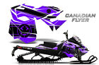 SKI-DOO REV XM SUMMIT SNOWMOBILE SLED GRAPHICS KIT WRAP CREATORX CAN FLYER BPR