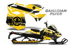 SKI-DOO REV XM SUMMIT SNOWMOBILE SLED GRAPHICS KIT WRAP CREATORX CAN FLYER BY
