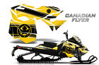 SKI-DOO REV XM SUMMIT SNOWMOBILE SLED GRAPHICS KIT WRAP CREATORX CAN FLYER BYB