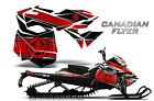 SKI-DOO REV XM SUMMIT SNOWMOBILE SLED GRAPHICS KIT WRAP CREATORX CAN FLYER RB