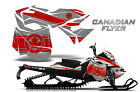 SKI-DOO REV XM SUMMIT SNOWMOBILE SLED GRAPHICS KIT WRAP CREATORX CAN FLYER RS