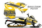 SKI-DOO REV XM SUMMIT SNOWMOBILE SLED GRAPHICS KIT WRAP CREATORX CAN FLYER SY