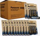 192 AA Panasonic Super Heavy Duty Batteries (48 x 4 pack).