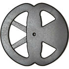 """Minelab 6"""" Black Round Skid Plate Coil Cover for Minelab CTX 3030 3011-0135"""
