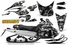 Yamaha FX Nytro 08-14 Graphics Kit CreatorX Snowmobile Sled Decals INFERNO S