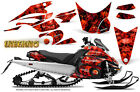 Yamaha FX Nytro 08-14 Graphics Kit CreatorX Snowmobile Sled Decals INFERNO R