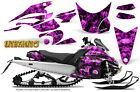 Yamaha FX Nytro 08-14 Graphics Kit CreatorX Snowmobile Sled Decals INFERNO P
