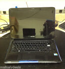 "Toshiba Satellite E205-S1904 14"" 320 GB Intel Core i5 2.2 GHz 4 GB Works AS IS"