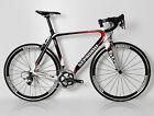 STRADALLI RP14 CARBON FIBER ROAD BIKE BICYCLE SRAM RED 22 11 SPEED 56CM BB30 FSA