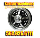 Sprint star Empi alloy wheels for VW Volkswagen 5 on 205 Bug Beetle Ghia Bus