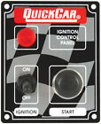 Quickcar 50-052 Ignition Control Panel w/ Light IMCA Dirt Drag