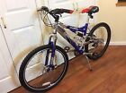 Schwinn Men's S60 DSX Mountain Bike - Blue