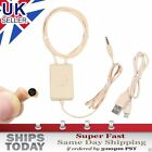 New Small Invisible Spy Earpiece Induction Neck loop Wireless Covert Earphone