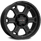 17x8 Vision Off-Road Raptor 372-7883MB25 Nitto Terra Grappler P265/65R17 200-980