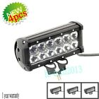 4pcs 36W CREE LED WORK LIGHT BAR FLOOD BEAM 4X4 OFF ROAD BOAT LAMP UTE SUV 72W