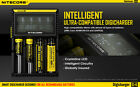 NiteCore D4 LCD Intelligent Circuitry 18650 26650 AA Multi Battery Charger