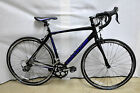 Cannondale Synapse 5 105 54cm Road Bicycle, NEW, Women's, Black/Ultra Violet