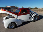 Willys : Coupe Coupe 1941 Willys Coupe Hot-Rod, 355 Small Block with Weiand 671 Blower, 600+ RWHP
