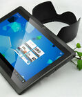 "New Black 7"" Google Android 4.2 Tablet Notebook PC For Kids /Children 4GB WIFI"