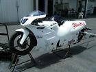 Suzuki : GS Kosman Gucci III rolling drag bike chassis for Suzuki GS, was Craig Treble's