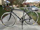 Raleigh Clubman 55cm Steel Bicycle Velo Orange Shimano Xt Ultegra Leather Saddle