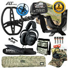 Garrett AT Pro Metal Detector Special w/ Digger, Bag, MS-2 Headphones & more!