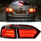 LED Rear Lamp LED Tail Light BMW Type For 2012-2013 VW New Sagitar / Jetta MK6