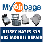 GMC SIERRA 3500 ABS / EBCM COMPUTER MODULE REPAIR REBUILD Kelsey Hayes 325 KH325