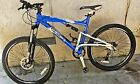 "SPORT Slightly Used Haro Shift Mountain Bike 26"" Full Suspension Aluminum, Blue"