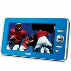 "RCA DPTM70R  7"" LCD TV with Rechargable Battery & SD,USB, Flash Drive BLUE"