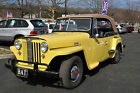 Willys :  JEEPSTEER Overland 1949 wlly s overland jeepster