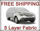 5 LAYER SUV CAR COVER BMW X5 2006 2007 2008 2009 2010 2011 NEW