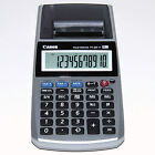 Canon Palm Printer P1-DH V Calculator 12 Digits Business Tax Finance Accounting