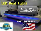 MARINE boat lights - LED 16ft - SUPER BRIGHT - Remote Control - 12v battery PWR