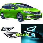 For 2013 2014 2015 Honda Jed 48-Led Daytime Running Light DRL With Turn Signal