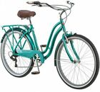 26 Schwinn Laurel Women's Cruiser Bike, Green