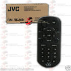 JVC RM-RK258 REMOTE FOR SELECT JVC MULTIMEDIA RECEIVERS STEREOS KW-V21BT KW-V11