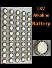 100 piece AG13 V357 LR44 SR44 L1154 A76 G13 1.5V bulk alkaline battery !