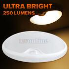 12V LED Ceiling Light for RV Trailer Coach Boat Indoor Bright Pancake Dome Light