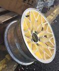 Pontiac Trans Am Yellow Snowflake Wheel FIREBIRD