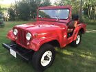 Willys 1957 willys jeep