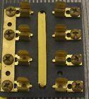 Sierra FS40590-1 Fuse Block 4 Gang Brass 4393