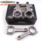 Connecting Rod Rods for Isuzu Holden Gemini Trooper Piazza 1.8 2.0 133.5mm