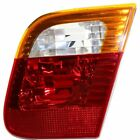 New Tail Light Lamp Passenger Right Side Amber clear red lens 325 330 RH Hand